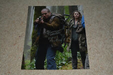 KIRK ACEVEDO signed Autogramm In Person 20x25 cm DAWN OF THE PLANET OF THE APES