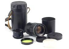 JUPITER 11 a f/4 135 mm m42 SLR TELE Portrait Macro-Objectif Top Optics