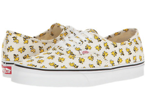 Vans x Peanuts Authentic Shoes Woodstock Bone - NEW