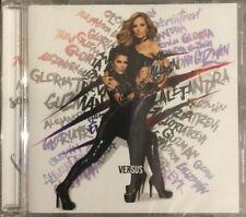 ALEJANDRA GUZMAN y GLORIA TREVI Versus CD Mexican Edition New Nuevo Fast Shippin