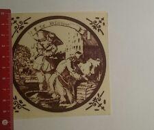Aufkleber/Sticker: De Metselaar (030117164)