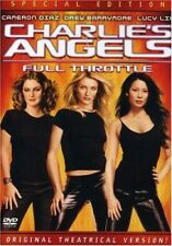 Charlie's Angels: Full Throttle DVD Special Edition  Cameron Diaz Drew BarrymorE