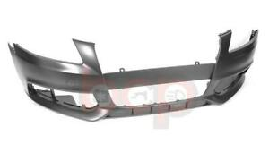 AUDI A4 2008 - 2012 FRONT BUMPER PRIMED NEW NOT S LINE INSURANCE APPROVED NEW