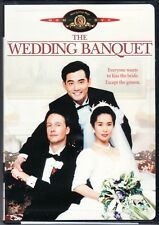 THE WEDDING BANQUET ~ Early Ang Lee Film ~ Brand-New Sealed DVD