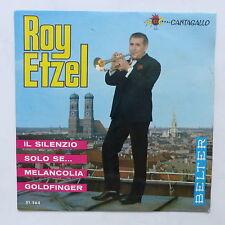 ROY ETZEL Il silenzio .. BELTER 51564