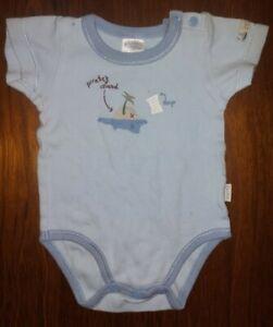 Baby Boys Pumpkin Patch Pirate Bodysuit Romper - Size 000