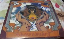 Ronnie James Dio Signed Lp Sacred Heart Ronnie James Dio W Stand Up And Shout VA
