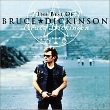 BRUCE DICKINSON (Iron Maiden) - The Best Of