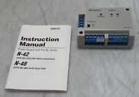 NEW IN BOX! Keyence Power Supply Unit, N-42, NIB, Warranty
