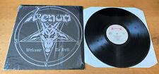 VENOM Welcome to hell - LP - Vinyl