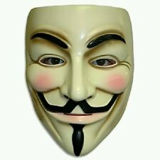 V pour vendetta masque adulte homme guy fawkes anonyme usa occupent halloween costume
