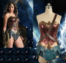 Wonder Woman Movie Deluxe Cosplay Costume U.S. Seller