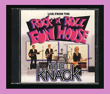 The Knack - Live from the Rock 'N' Roll Fun House (CD - 2002) Pop Rock