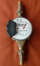 "Water Meter Recordall  Model T-10 1""Inch Cubic Feet Meter"