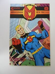 Miracleman #4 VF+ condition Huge auction going on now!