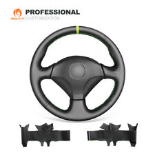 Genuine Leather Steering Wheel Cover for Honda S2000 2000 - 2008 Civic Si Acura