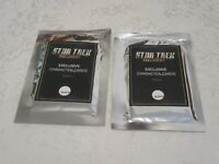 Star Trek Discovery Exclusive Character Cards Packs A & B Fan Expo 2017 SDCC NYC
