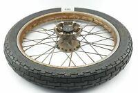 Cagiva Roadster 125 1A - Vorderrad Rad Felge vorne 56610811