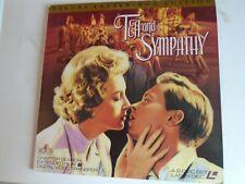 TEA AND SYMPATHY LASERDISC 2 discs  NTSC letterbox Deborah Kerr