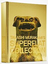Takashi Murakami Super flat collection catalog book Free shipping