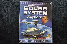 Solar System Explorer Big Box PC Game
