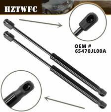 2 Pcs Gas Struts Compatible for 2007-2013 Infiniti G37 Bonnet Hood 65470JL00A