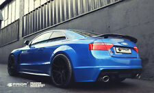 Audi A5 COUPE [2007-2011] PDA500 Widebody Rear Trunk Spoiler