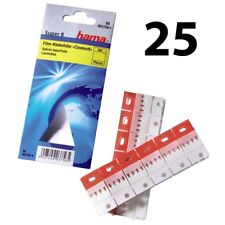 HAMA Cinekett 3756 (25 pcs) splicing tape  (super 8 / single8)