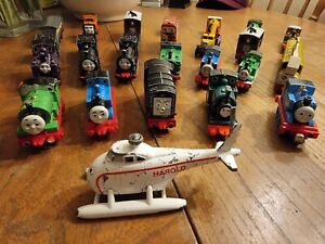 ERTL 20+ Thomas The Tank Engine And Friends Die Cast Trains Bundle Job Lot