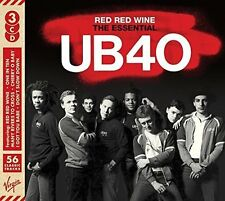 UB40 - Red Red Wine The Essential UB40 (3CD) - New & Sealed