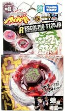 TAKARA TOMY JAPAN BEYBLADE BB65 COUNTER ROCK SCORPIO Escolpio METAL FUSION