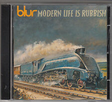 BLUR - modern life is rubbish CD