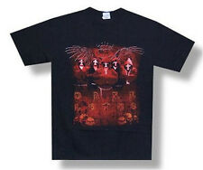 """DARK LOTUS - """"CROWN"""" ROBES RED IMAGE T-SHIRT - NEW ADULT SMALL S"""