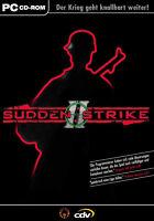 Sudden Strike II PC, 2004, CD-Box Erstklassiger Nachschub für Strategen GUT