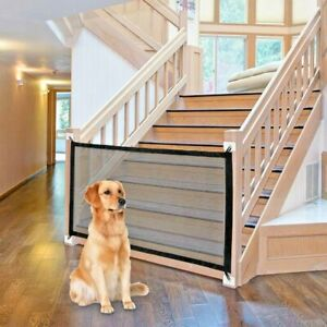 Portable Fence Barrier for Dogs, Children