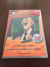 DETECTIVE CONAN DVD 14 - 1 DVD - 2 CAPS - 50 MIN - JONU MEDIA PLANETA DEAGOSTINI