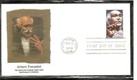 US SC # 2411 Arturo Toscanini FDC . Fleetwood Cachet.
