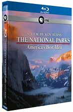 Ken Burns ~ National Parks America's Best Idea BRAND NEW 6-DISC BLU-RAY SET