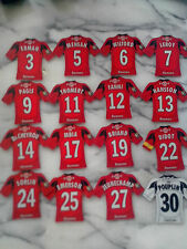 RENNES 16  MAGNET JUST FOOT 2008  EQUIPE COMPLETE