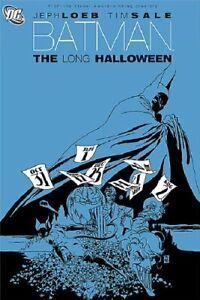 Batman: Long Halloween by Sale, Tim Paperback Book The Cheap Fast Free Post