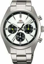 Orient WV0011UZ Neo70's Panda Men's Watch New From Japan