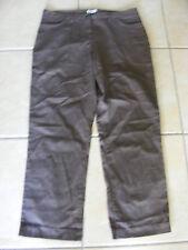 Capture Size 14 Brown Pants
