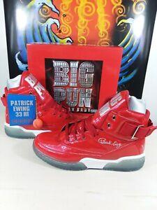 """Ewing Athletics Ewing 33 Hi X Big Pun """"Yeeeah Baby"""" Throwback sneaker"""