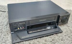 PANASONIC NV-HS900 S-VHS VHS Video Cassette Recorder