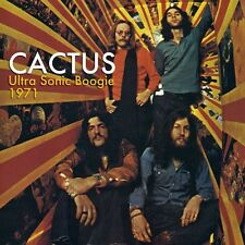 Cactus - Ultra Sonic Boogie: Live 1971 [New CD]