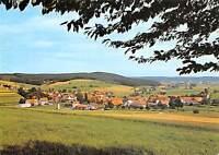 Spangenberg Nausis Gesamtansicht Village General view