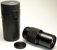 KONICA Objektiv HEXAR AR 4/200 - F4 200mm für KONICA