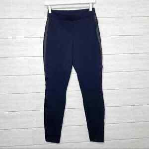 Women's Size Small Wolford Tux Leggings EUC Tuxedo Stretch Pants