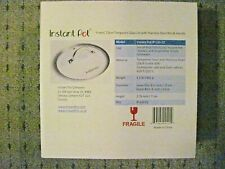Instant Pot  Authentic Slow Cooker 6 Quart Lid Accessory 9 inch lid NEW in Box