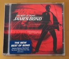 [AF-070] CD -  THE BEST OF BOND...JAMES BOND - 2008 CAPITOL - OTTIMO
